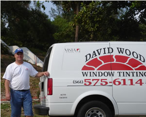 Customer Reciation Goes A Long Way But You Don T Need To Tell David Wood That S Company Window Tinting Of Jupiter Fla
