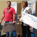 IWFC Tint-Off Competition winners, Jason Petty (left) and Hann Kim (right) anticipate industry changes after their respective automotive and architectural tint-off wins.