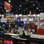 Attendees walked the SEMA Show floor searching for the latest products on display.