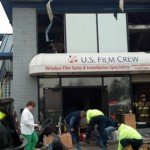 U.S. Film Crew, which was recently the victim of a three-alarm fire, seems to be picking up the pieces after announcing its merger with Nationwide Window Film Crew.