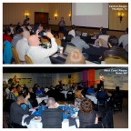 Huper Optik dealers convened at meetings in Reno, Nev., and Houston.