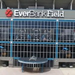EverBank Field, where the installation was done.