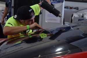 Guinness World Record for Tinting Set